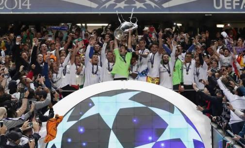 """El Real Madrid vence al Atlético de Madrid por 4-1 y se proclama Campeón de Europa por """"décima"""" vez"""