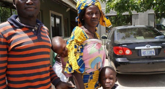 Rebeca, superviviente de Boko Haram: «He perdonado a los terroristas»