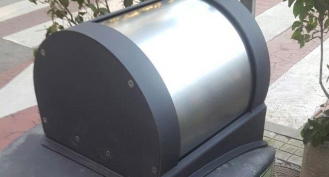 El Ayuntamiento inicia la sustitución de 125 cabezas en los contenedores de recogida neumática