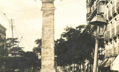 Madrid recupera el histórico tótem de la estación de Cuatro Caminos