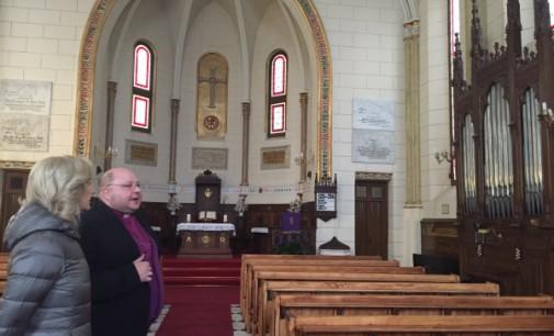 Finalizan los trabajos de restauración de la Catedral Anglicana del Redentor