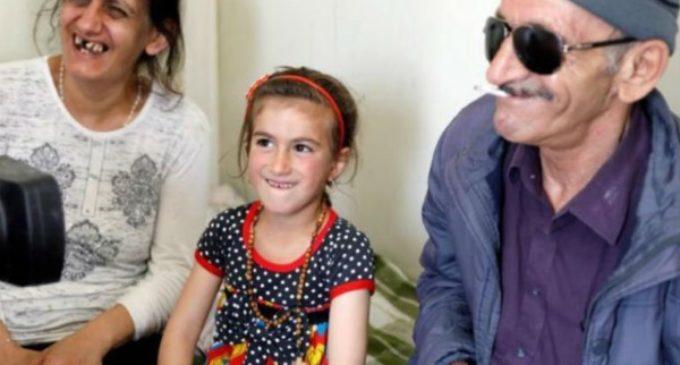 Así fue el reencuentro de una familia iraquí con su hija secuestrada hace 3 años por el Daesh