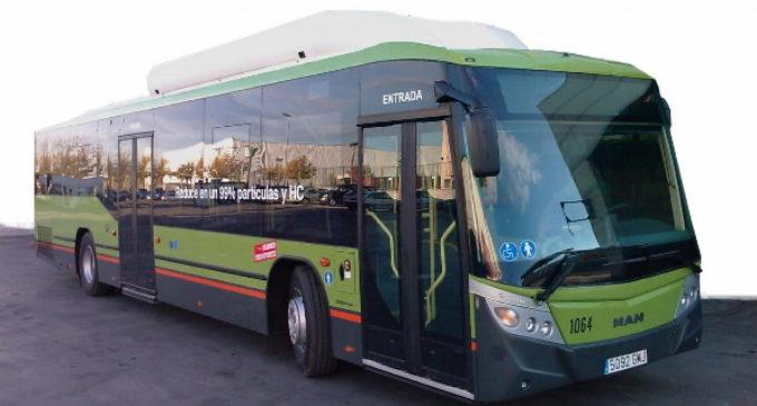 Se refuerza el servicio de autobuses en la Sierra Norte madrileña durante los fines de semana y los festivos