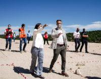 La Comunidad de Madrid refuerza la seguridad de los bañistas y usuarios en el Pantano de San Juan