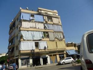Refugiados. Campamentos verticales de refugiados sirios en Líbano. Foto África Marcitllach.Manos Unidas b