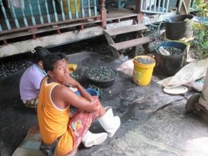 Refugiados. Refugiados birmanos en Tailandia. Foto Patricia Garrido.Manos Unidas