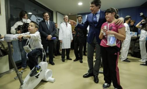 Madrid pone en marcha el primer programa de rehabilitación cardiaca infantil de España