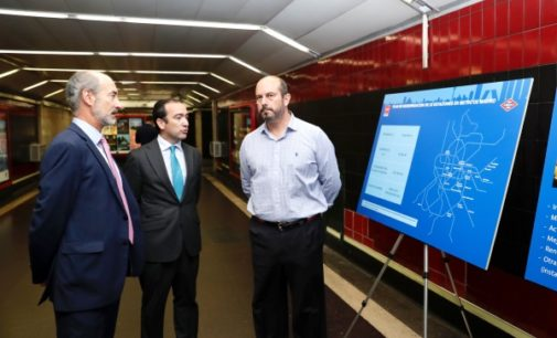 La Comunidad de Madrid comienza el Plan de Remodelación de Estaciones de Metro