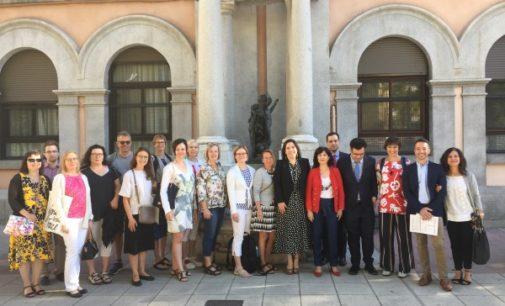 Representantes educativos finlandeses visitan la Comunidad de Madrid para conocer su Programa Bilingüe