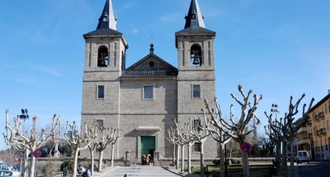 La Comunidad de Madrid restaurará las torres de la iglesia de San Bernabé de El Escorial