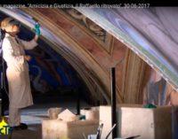 Museo Vaticano: descubren dos figuras pintadas por Rafael Sanzio