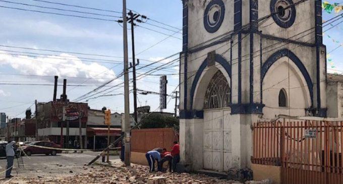 Terremoto en México: el Santo Padre envía 150.000 dólares para los afectados