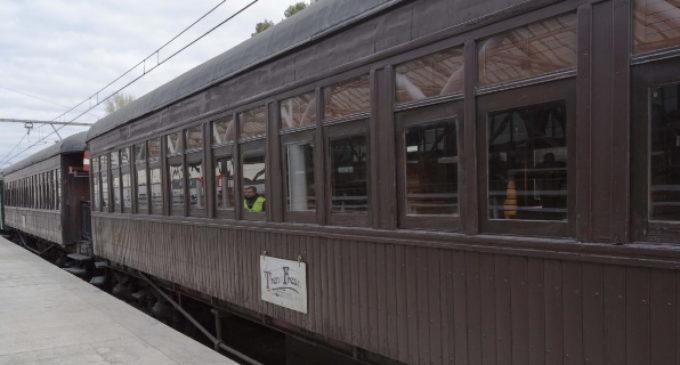 El 19 de junio se retoman los viajes turísticos del Tren de la Fresa