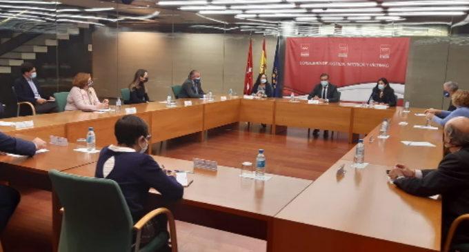 La Comunidad de Madrid reafirma su compromiso con las víctimas del Terrorismo