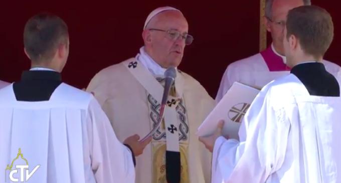 El Papa reza por la religiosa española asesinada en Haití