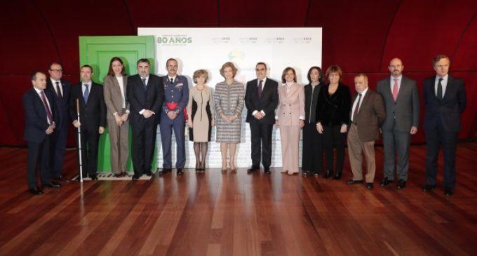 Rollán, en la entrega de los Premios Solidarios ONCE Comunidad de Madrid