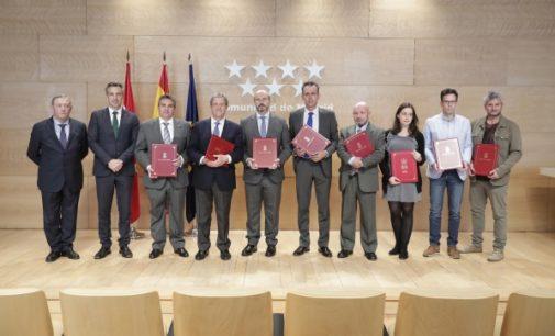 Convenios para construir 7 nuevos parques de bomberos en Madrid con una inversión de 15 millones