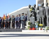 Rollán participa en el acto de homenaje a las víctimas del 11-M en Alcalá de Henares