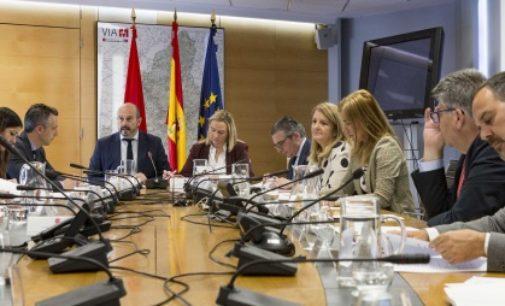 Rollán preside la Mesa de la Seguridad Vial de la Comunidad de Madrid