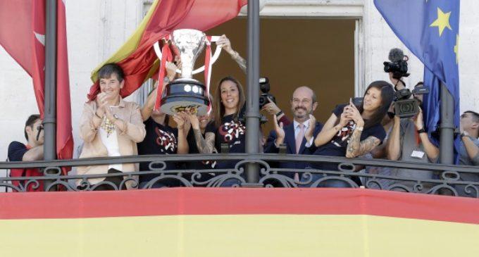 Rollán recibe al Atlético de Madrid Femenino, campeón de la Liga Iberdrola