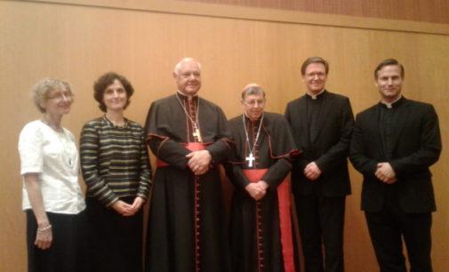 Roma: Primer Simposio del Círculo de discípulos de Ratzinger
