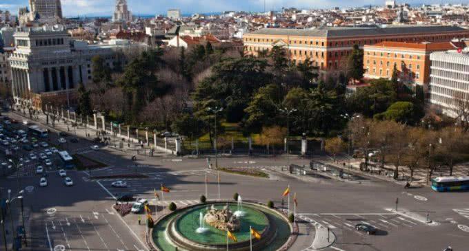 De Madrid al cielo: Las rosas de Cibeles