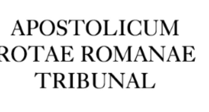 Texto completo del discurso del papa Francisco a la Rota Romana