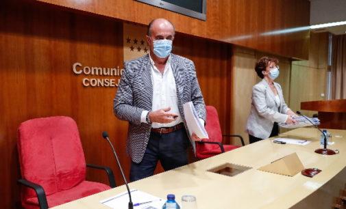La Comunidad de Madrid amplía al tramo de 55 a 67 años la autocita para recibir la primera dosis de la vacuna contra el COVID-19