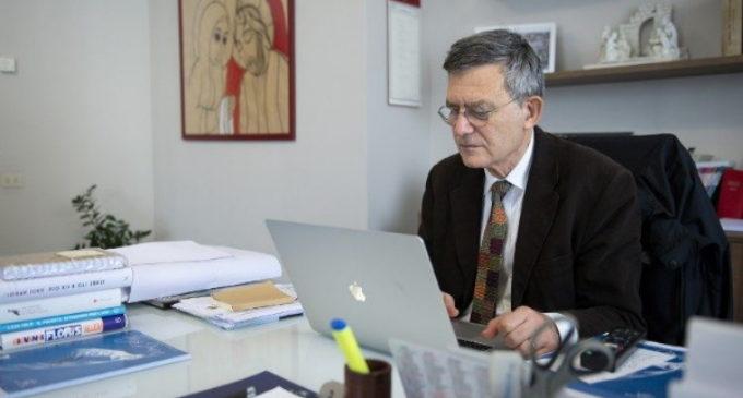 Ruffini: un buen periodista debe mantener la mirada pura