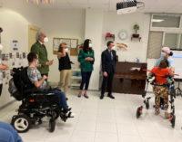 La atención especializada a personas con parálisis cerebral recibe un impulso en Madrid