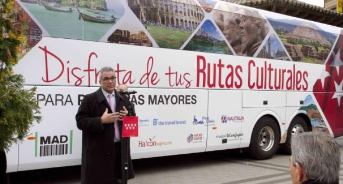 Los destinos de Rutas Culturales para mayores de 60 años han sido incrementados en un 65%
