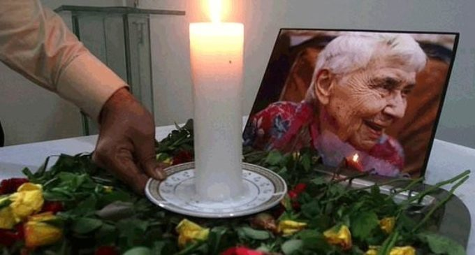 "Despiden con funeral de estado a la ""Madre Teresa"" de Pakistán"