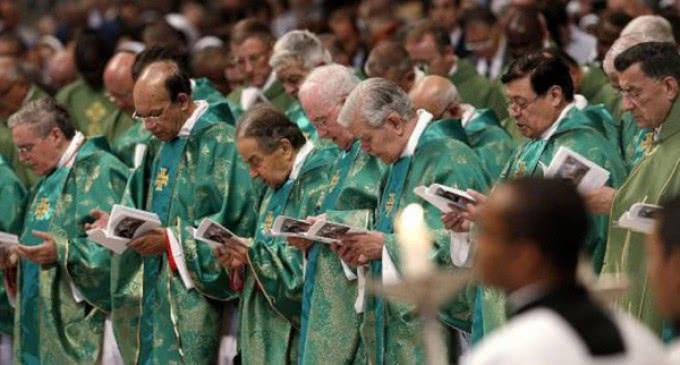 Declaración del Sínodo de los Obispos sobre la situación en Medio Oriente, África y Ucrania