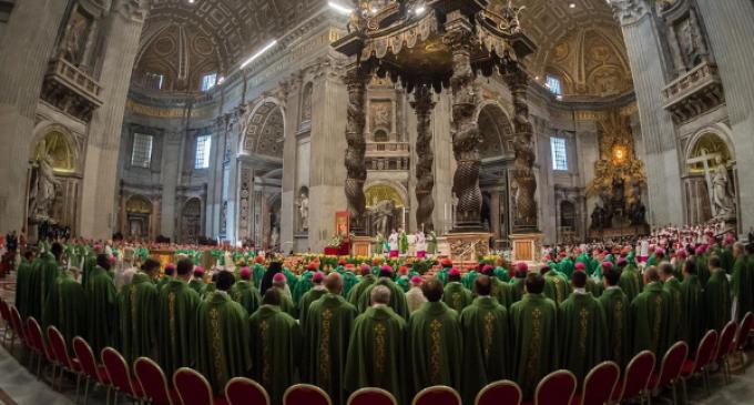 El Sínodo de los Obispos sobre la familia ha celebrado ya diez congregaciones