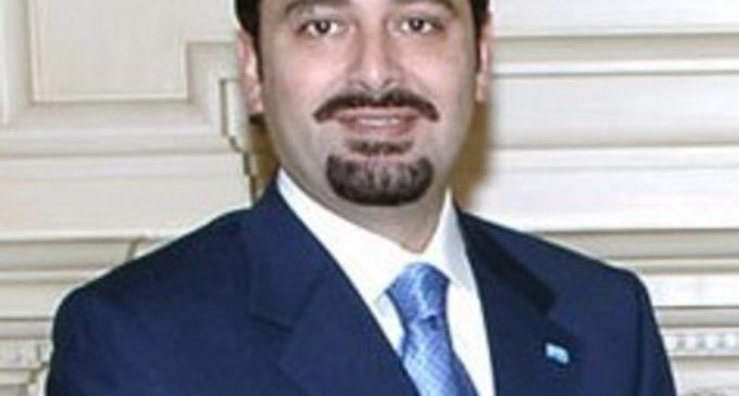 Líbano: El Papa agradece a Saad Rafic Hariri la acogida a refugiados
