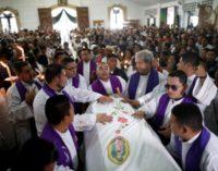 El sacerdote salvadoreño Pérez Cruz pudo ser asesinado por denunciar la tala ilegal
