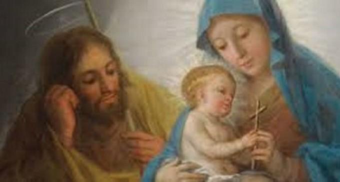 28 de diciembre, Jornada de la Sagrada Familia