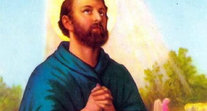 Comienzan las fiestas en honor a san Isidro Labrador con la bendición del agua