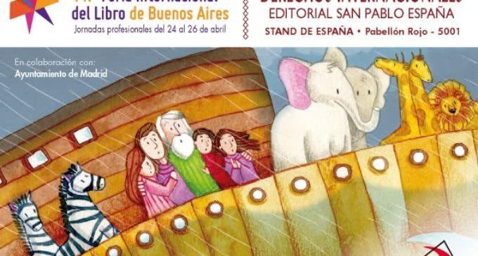 SAN PABLO, presente en la Feria  del Libro de Buenos Aires