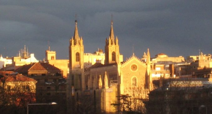 De Madrid al cielo: San Jerónimo el Real