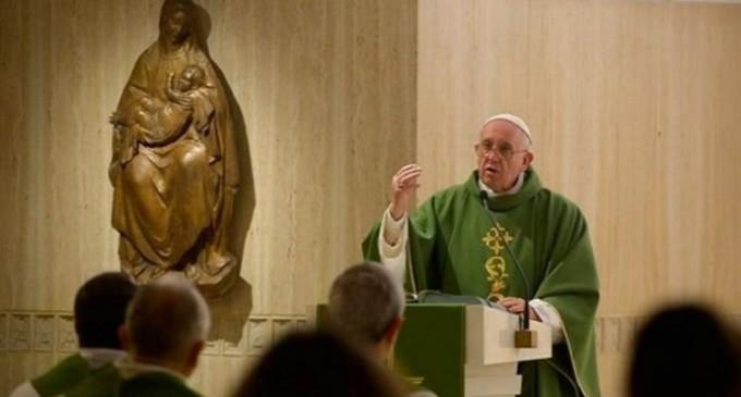 """La explotación laboral es pecado mortal. El Papa advierte sobre estas """"sanguijuelas"""" que viven de la sangre de la gente"""