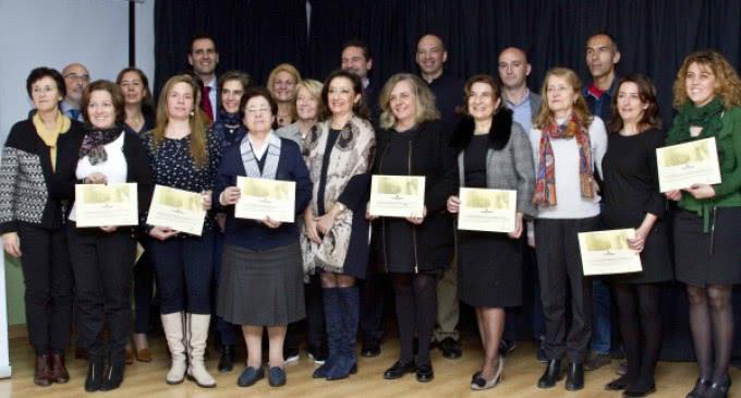 Reconocimiento a  la labor de los centros docentes que colaboran con Save the Children