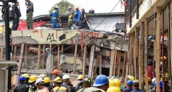 Scholas desembarca en México, tras los terremotos, con la bendición papal