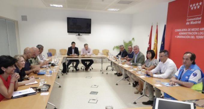 La Comunidad colaborará para mejorar la seguridad de los bañistas en el Pantano de San Juan