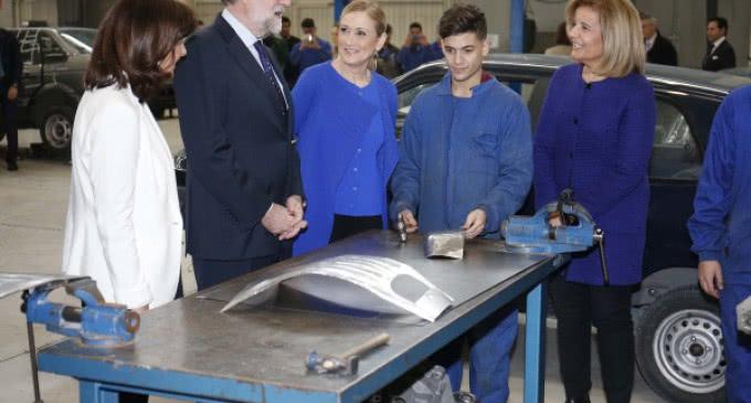 """España necesita """"seguridad y confianza"""" para que Madrid siga generando inversión y empleo"""