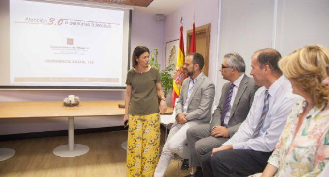 Nuevo servicio 3.0 para la atención a las personas tuteladas en la Comunidad de Madrid