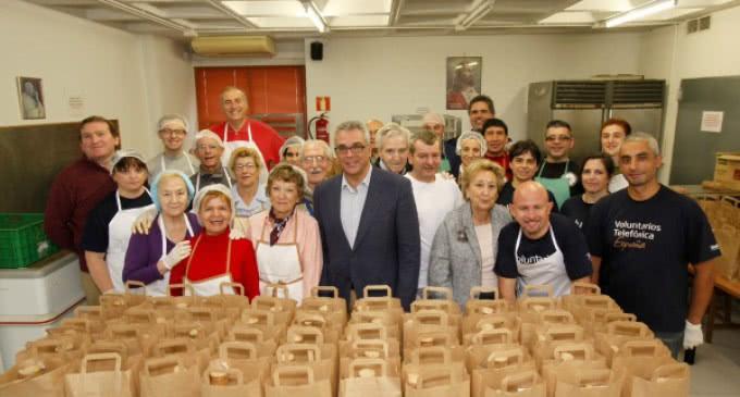 La Comunidad de Madrid desarrolla proyectos de Integración Social para personas sin hogar