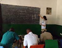 De cooperantes en el Congo