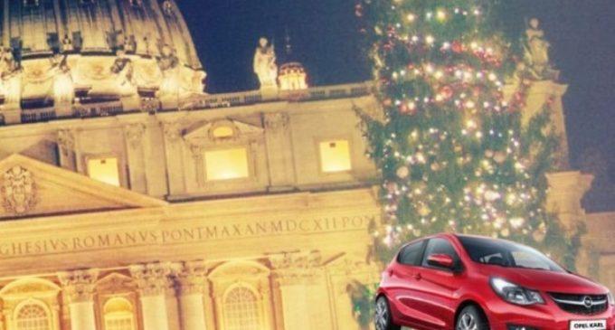 Vaticano: Lanzamiento de la quinta lotería de caridad del Papa