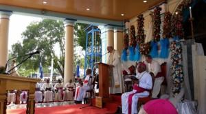 Sri Lanka 10. Santuario de Madhu